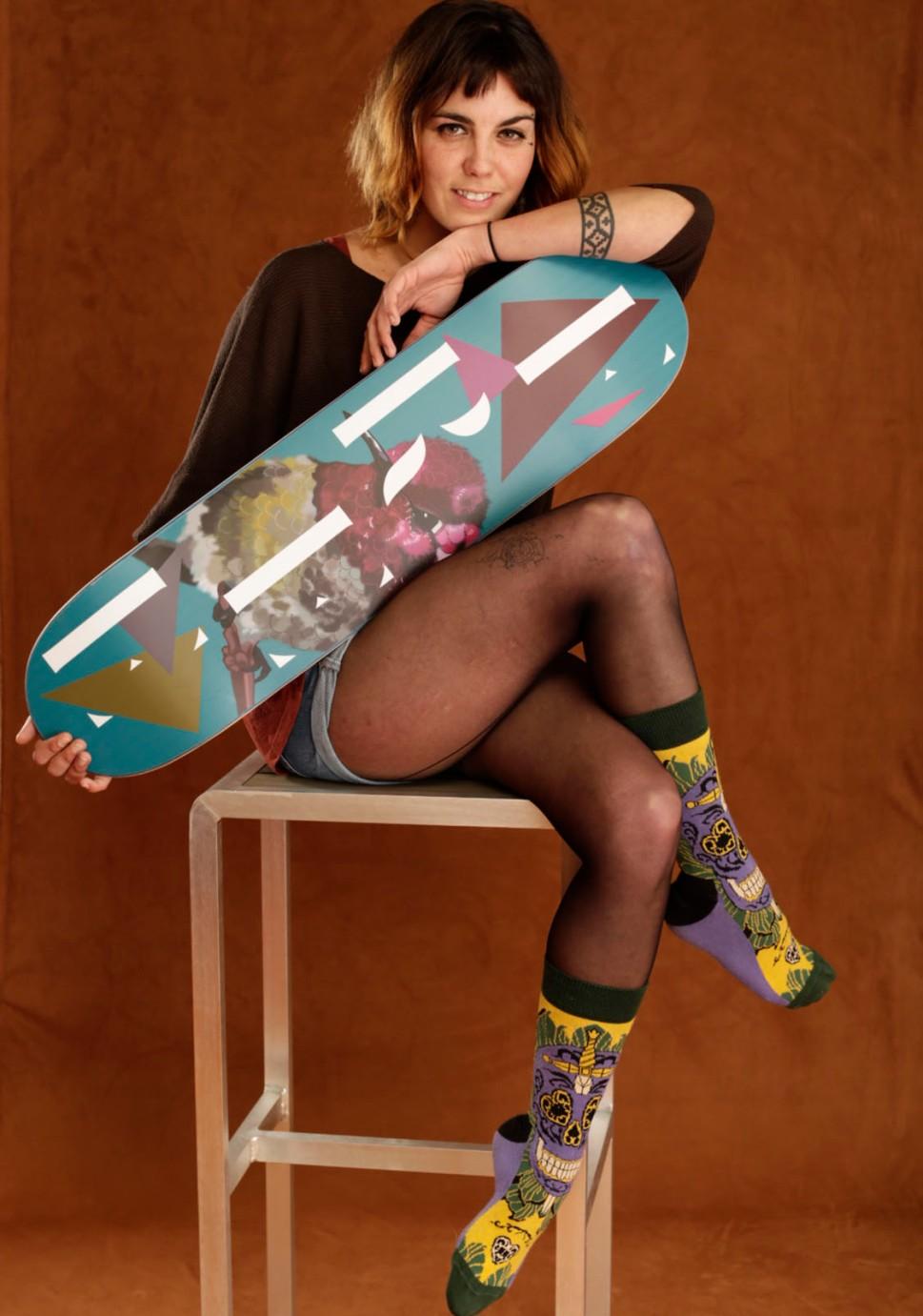 Caroline Viollier    artist name: Aïtana Design